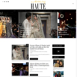 Something Haute Blog by PublishRR